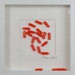 Orange Crush Framed Original Art