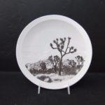 Joshua Tree 2, Joshua Tree 10' Ceramic Plate