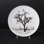 Joshua Tree 10' Ceramic Plate