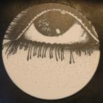 Coaster - Eyes & Lips